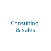Consulting / sales